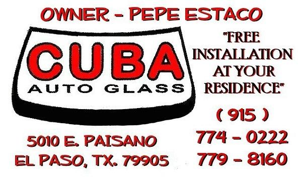 Cuba Auto Glass & Repair