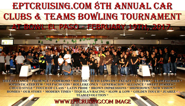 2017 BOWLING TOURNAMENT