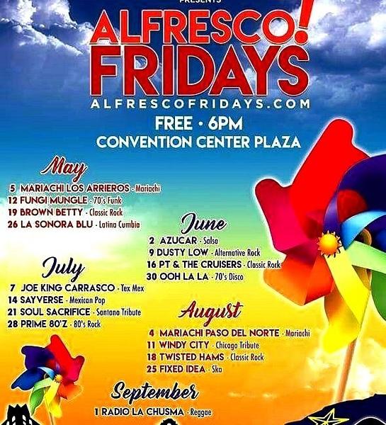 EP Convention Center Plaza