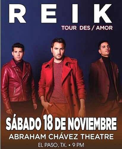 Sat. Nov. 18 / Abraham Chavez Theater