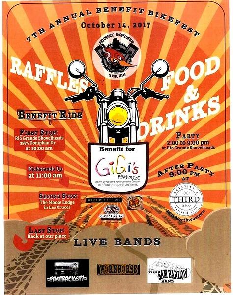 Sat. Oct. 14 / Bikefest Benefit