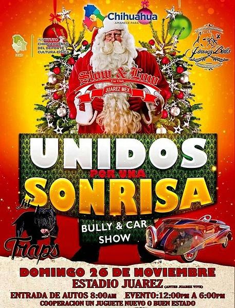 Nov. 26 / Cd. Juarez, Chih. Mx.