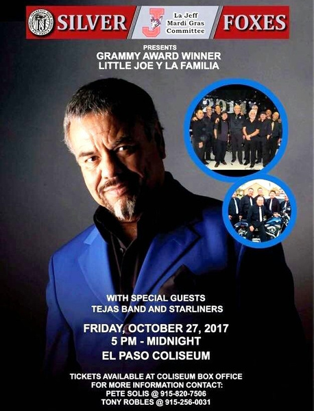 Fri. Oct. 27 / EP County Coliseum