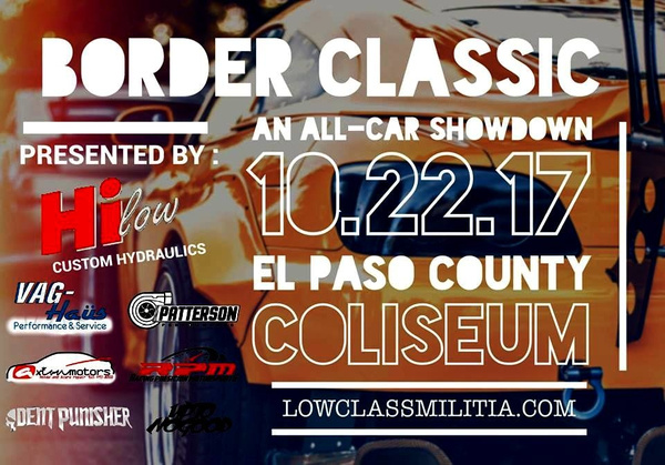 Oct. 22 / EP County Coliseum