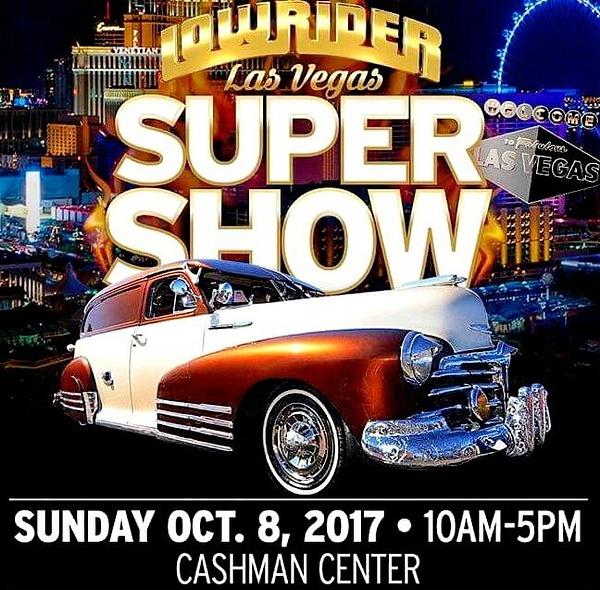 Oct. 8 / Las Vegas, Nv.