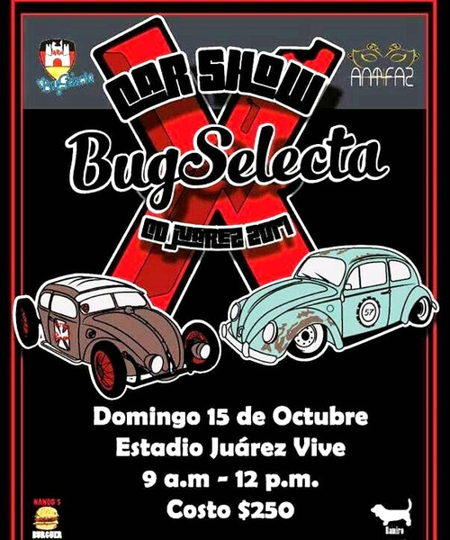 Oct. 15 / Cd. Juarez, Chih. Mx.