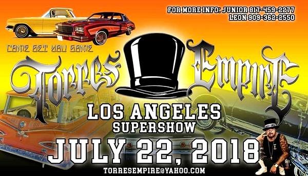 JULY 22 / LOS ANGELES, CA.