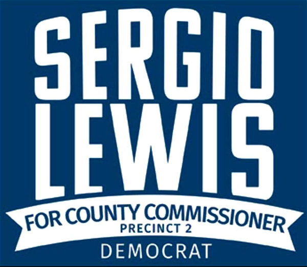 FOR COUNTY COMMISSIONER