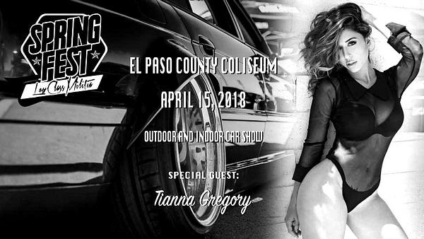 APRIL 15 / EP COUNTY COLISEUM