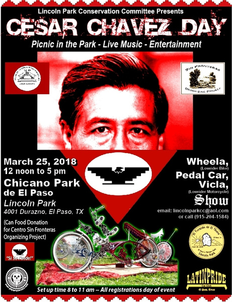 MARCH 25 / LINCOLN PARK