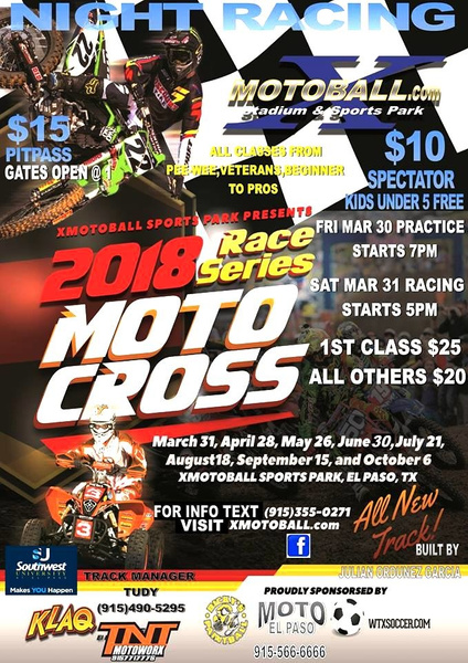 MOTO CROSS 2018 / EPT
