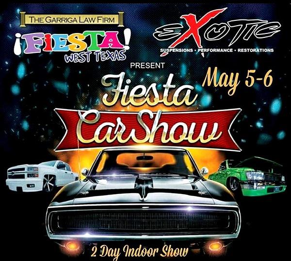 MAY 5 - 6 / ODESSA, TX.