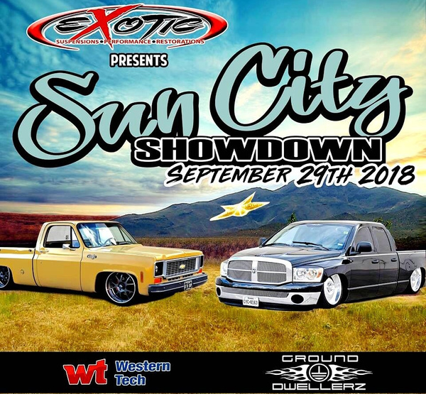 SAT. SEPT. 29 / CAR SHOW
