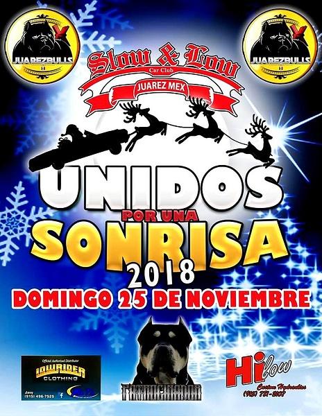 NOV. 25 / CD, JUAREZ, CHIH. MX.