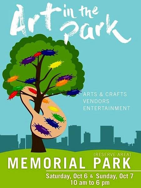 SAT. OCT. 6 / MEMORIAL PARK