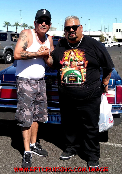 TV SHOW COUNTING CARS LONNY SPEER