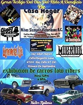 APRIL 28 / CD. JUAREZ, CHIH. MX.