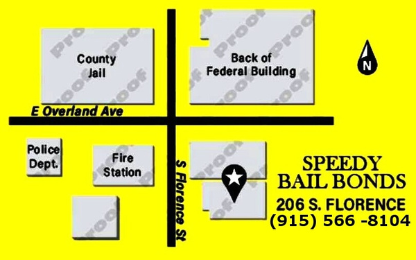 SPEEDY BAIL BONDS / EPT