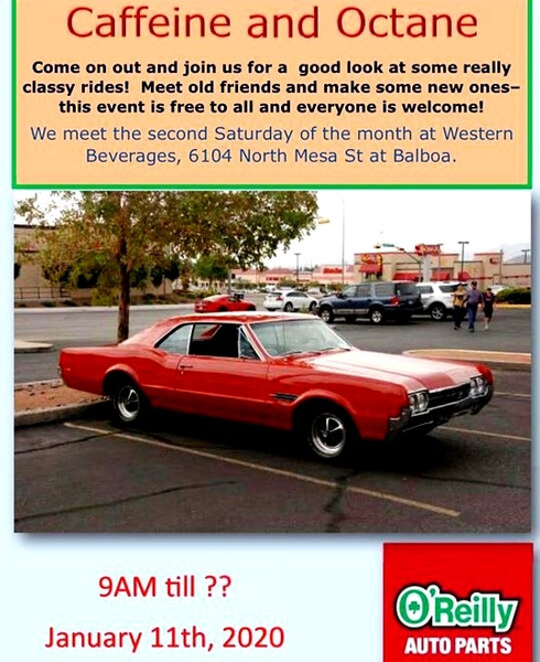 2ND SAT. OF MONTH / LAS CRUCES, NM.