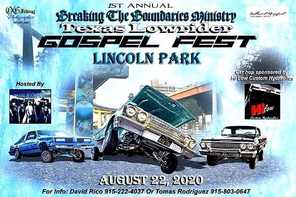 SAT. AUG. 22 / LINCOLN PARK