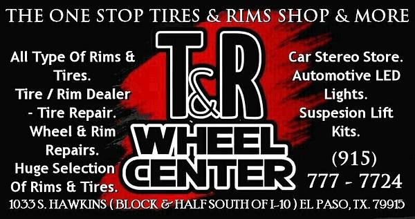 T & R WHEEL & RIM CENTER