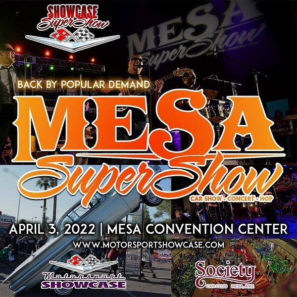 APRIL 3, 2022 / MESA, AZ.