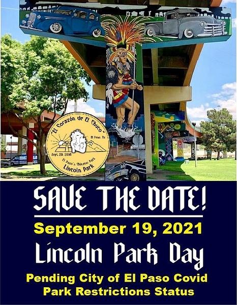 SEPT. 19 / LINCOLN PARK