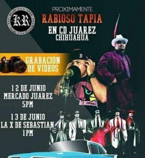SAT. JUNE 12 / CD. JUAREZ, CHIH. MX.