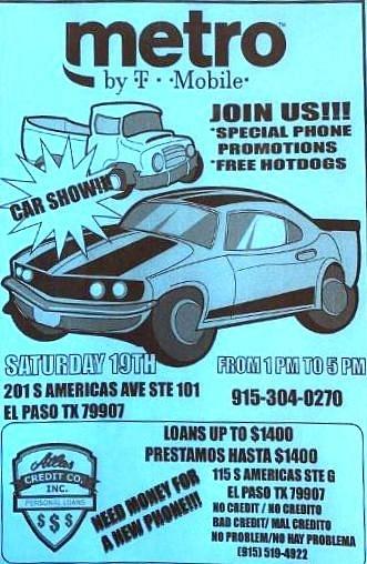 SAT. JUNE 19 / CAR SHOW