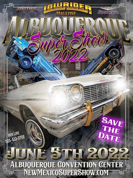 JUNE 5 / ALBUQUERQUE, NM.