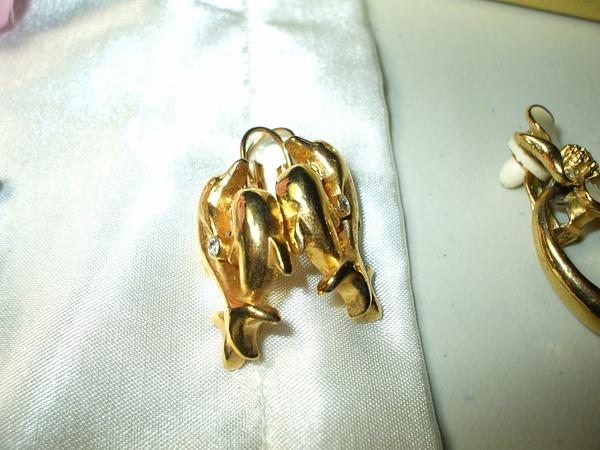 Earrings by JudyFake
