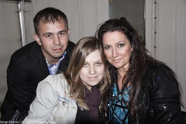 05-2013 Jenny In Berezniki by SergejSmirnoff