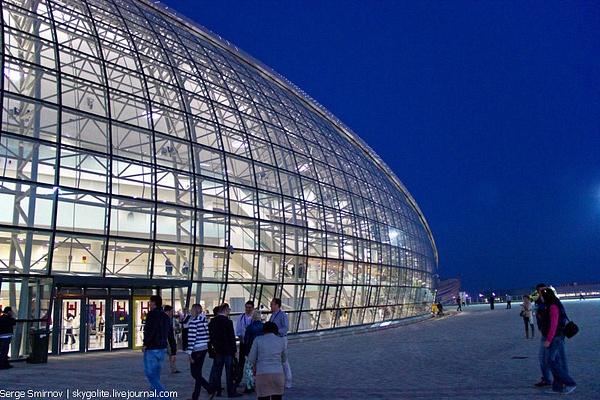 2013-07 Olympic Park by SergejSmirnoff