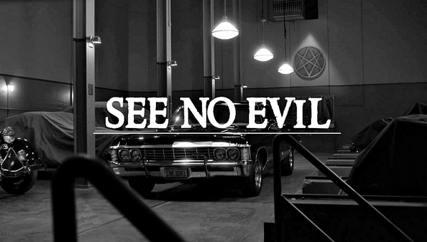 SPN S12 See No Evil B&W Promo Caps by Val S.