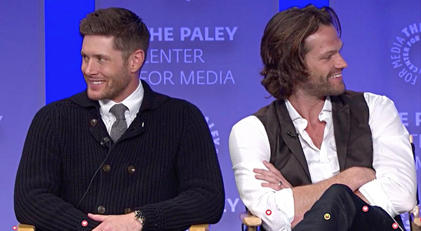 PaleyFest 2018 SPN Panel Caps by Val S.