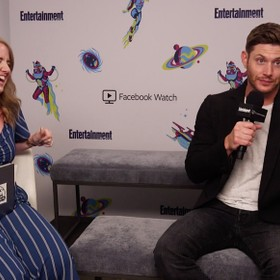 Jensen EW Interview Live Caps