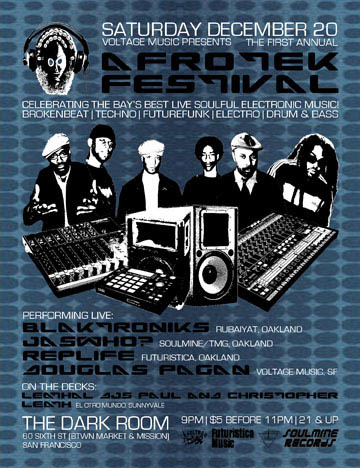 Afrotek_Flier by ForwardEver
