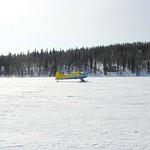 Dock supplies to Lake