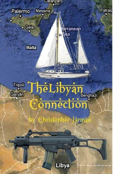 The Libyan connection cover