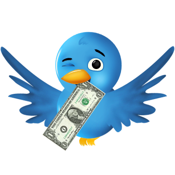 Twitter_Dollar by SergeyMukhamedov