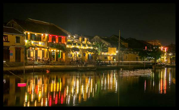 Hoi An night time