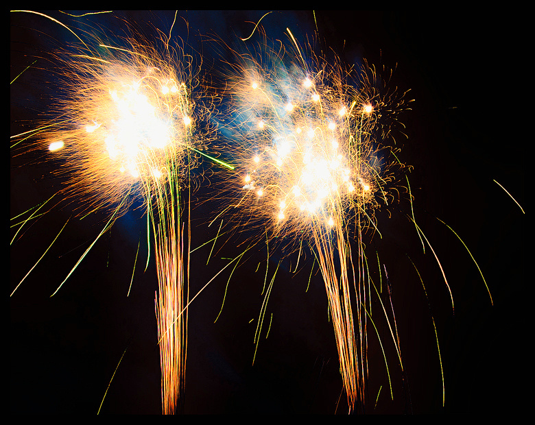 Chasing Firework