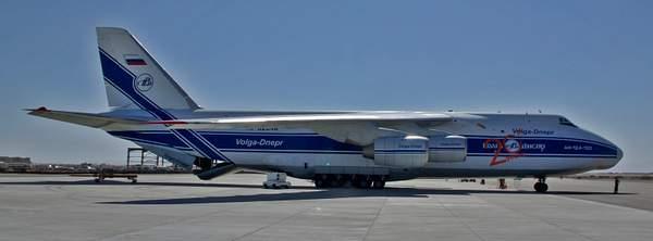 Antonov At Yuma