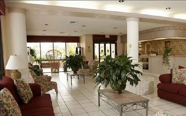 Orlando continental plaza hotel international drive