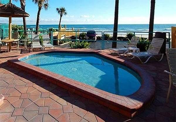 Ocean front hotel daytona beach