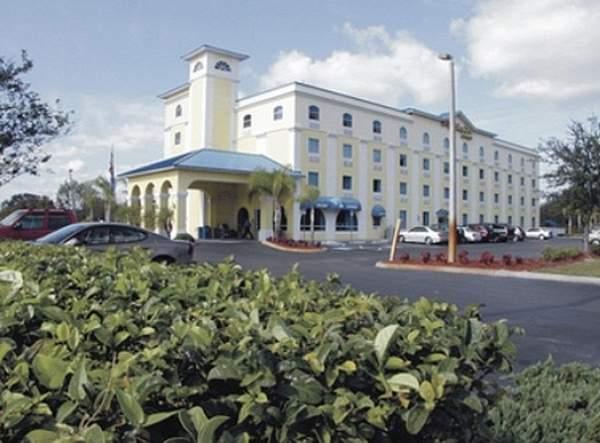Hotel near Raymond James Stadium
