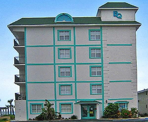 Daytona inn beach resort