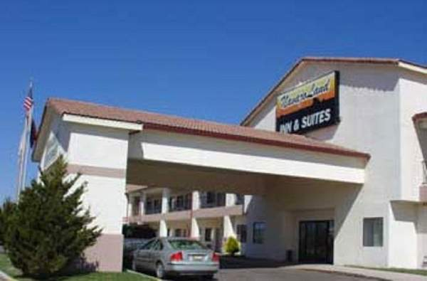 Navajoland Inn and Suites hotel St Michaels AZ