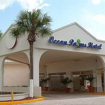 Ocean Palm Hotel St. Petersburg
