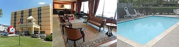 Americas Best Value Inn & Suites Bush Intl Airport